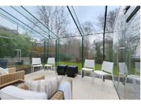 *Huge Private Garden & Conservatory *Hampstead Village* Two Bedroom/Two Bathroom - Available May