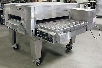 Lincoln Mn 1600-000-db Conveyor Oven Sn L2657806-99