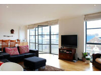 Spacious en suite master bedroom available in a 3 bedroom apartment