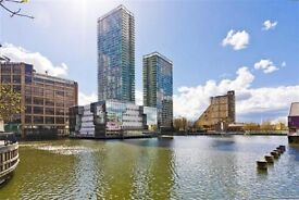 1 Bed Apartment, less than 10min walk to Canary Wharf, Concierge, can be furnished or unfurnished