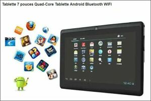 "Tablette 7"" Android 4.2"
