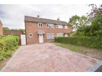 FANTASTIC 3 BED SEMI! £750PCM £1000 DEPOSIT - FULL REFURBISHED - AVAILABLE NOW!!!