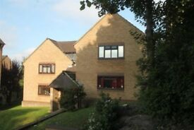 2 bedroom, spacious flat to let. New bathroom, fully fitted open kitchen/lounge. Lovely garden.