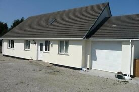 4 bed bungalow to rent