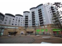 2 Bedroom fully furnished flat available in the heart of town, opposite to train station