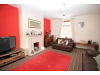 Spacious 3 bedroom mid terrace i shiney row spaces for parking at front and rear.