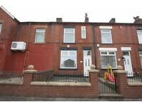 3 BEDROOM HOUSE TO LET IN BOLTON BL2 AREA NEAR SHOPS & CLOSE TO GOOD SCHOOLS