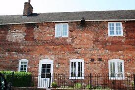 2 Bedroom Cottage for rent, Pershore (unfurnished)