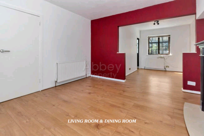 3 Bedroom House To Rent Luton Lu4 163 1000pcm Three Bed