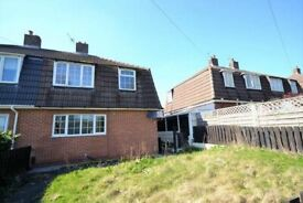 **LET BY** LARGE 3 BEDROOM PROPERTY IN NEWCASTLE-UNDER-LYME - PETS AND DSS WELCOME - GOOD CONDITION