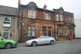 1 bed g/f flat to let