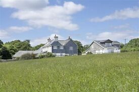 3 bedroom detached cottage Nr Diptford available . Spacious property & grounds ,beautiful location