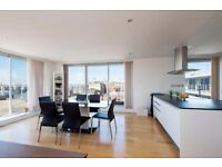3 BED PENT HOUSE APARTMENT/ HUGE ROOF TERRACE / AMAZING SKY VIEW OF THE CITY