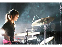 Drummer female wanted for Successful London Band