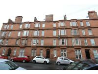WELL PRESENTED ONE BEDROOM THIRD FLOOR FLAT IN GOVANHILL(LET AGREED)