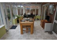Conservatory for sale - 6.2 x 3.3m (internal dimensions)
