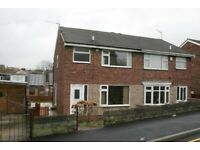 3 Bed Semi Detached House with Separate Garage To Rent
