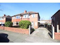 3 bed house, Chorlton, close to all amenaties, shops, schools, supermarkets, transport, M60 Motorway