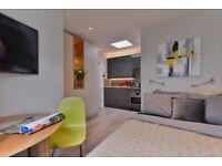 Studio flat Linden Gardens - not a shared property