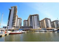 2 Bedroom Apartment - Victoria Wharf - allocated parking!