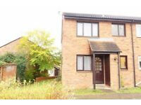 Cosy cluster home, neutrally decorated and offered for rent on an unfurnished basis.