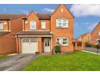 Four bed detach house for rent, grimethorpe