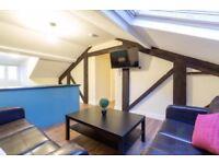 Penthouse 3 Bedroom Flat near Leeds City Centre