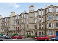 Furnished Two Bedroom Apartment on Mertoun Place - Polwarth - Edinburgh - Available 14/12/2017