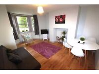 Gorgeous 1 bedroom flat with garden recently renovated and comes furnished in Croydon