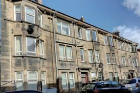 Unfurnished - 2 Bedroom Flat to Rent - Espedair Street, Paisley, PA2 6NT