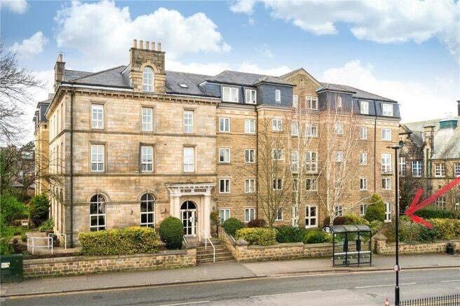 Wonderful retirement flat in Harrogate, North Yorkshire, HG2