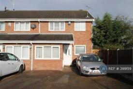 3 bedroom house in Tegid Way, Saltney, Chester, CH4 (3 bed)