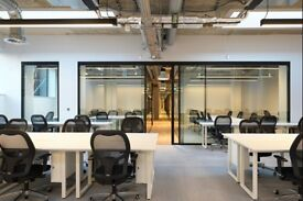 ●(Clerkenwell-EC1) Modern & Flexible - Serviced Office Space London!‎