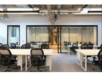 ●(Clerkenwell-EC1) Modern & Flexible - Serviced Office Space London!