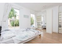 Bright & Airy 1 Bedroom Period Property In Hackney. N1