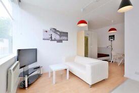 SHORT LET-Fantastic large studio apartment in warehouse conversion - 5 min Old street