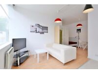 SHORT LET-Fantastic large studio apartment in warehouse conversion - 5 min Old street