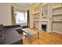 A stunning 1 bedroom ground floor conversion flat with a large private rear garden in Northcote Road