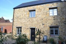 LET STC... NO FEES: Character, 3-bed cottage, Yeovil Town Centre.