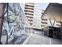 One Bed Flat - Vantage Building / 24 Hours Concierge - Hayes & Harlington Station!