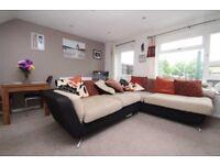 Stunning furniture village corner sofa