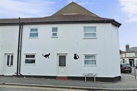 Very large superb 1 bed house close to town and seafront. Plenty of free unallocated parking.