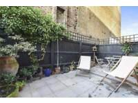Two Bedrooms flat with access to a spacious private patio area in Darwen Place