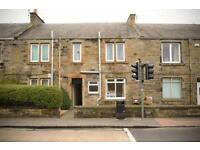 UNEXPECTEDLY REAVAILABLE; LOVELY 1 BED GROUND FLOOR GARDEN FLAT IN KIRKCALDY