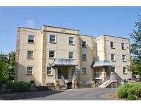 Newly Decorated Top Floor 1-Bed Flat with Parking & Terrace in Great Clevedon Location