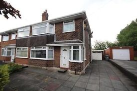 3 Bedroom Semi-Detatched House for Rent (Rochdale - newly renovated)