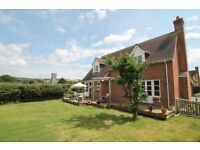 4 Bedroom Detached House in Fontmell Magna