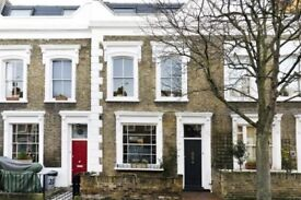 Double bedroom to rent in Victorian terrace house with garden.Bills inc.Walking distance to tube/bus