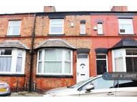 3 bedroom house in Bridge Road, Liverpool, L18 (3 bed)