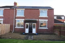 Large Double fronted 3 Bedroom Semi-detached House, near Seaside